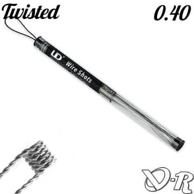 kanthal twisted 0.40 awg26 ud youde tech